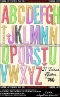 Letras PNG | by VickyEditions