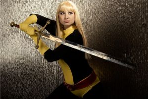 X-Men - Illyana Rasputin by etaru