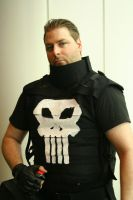 The Punisher 3 - ECCC 2012 by nwpark