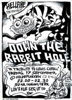 Down The Rabbit Hole by LCFbruz