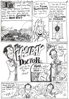 Holiday Doctor p. 1 by hankinstein