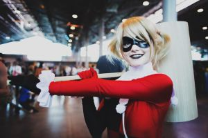 Harley Quinn by acherry666