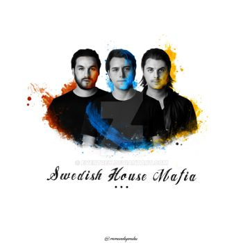 Swedish House Mafia by EverTrey