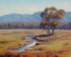 River Let Hartley by artsaus
