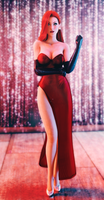 ! Jessica Rabbit ! by Sreliata