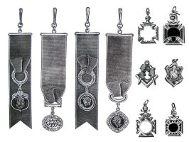 045 Victorian Medals by Tigers-stock