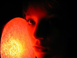 Red Lantern by PortionsOfFoxes