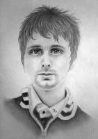 Matthew Bellamy by ylorish