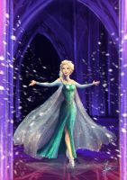 Frozen: In the light of day by ZLynn