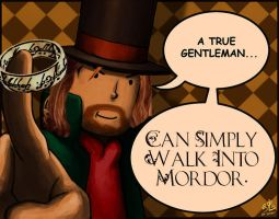 Gentleman Entry by Owlette23