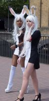 Two Fran - FFXII Cosplay by SwordofNyx