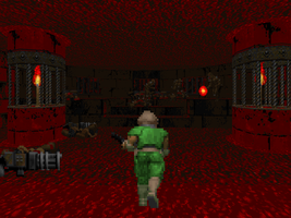 Another Doom screencap by Starmansurfer