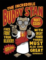 Buddy Stan by ChenUp