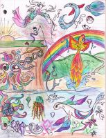 Universe's Fantasies by AngieMyst