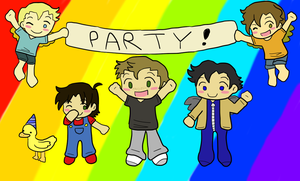 GA: Party by Heartiful