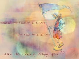 No Real Love by TheLuau