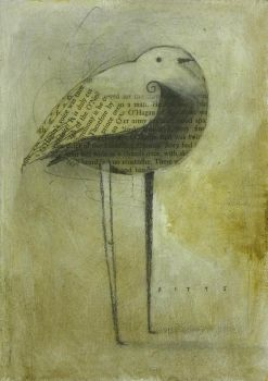 Bird Whose Voice was Thin by SethFitts