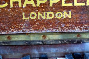 292 - piano detail 2 by lonesome-stock