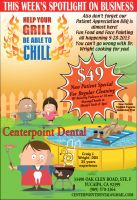Centerpoint Dental grill and chill by Joe5art