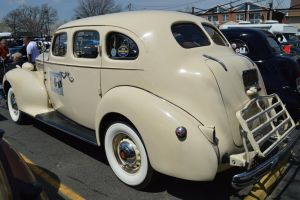 1938 Packard Eight (II) by Brooklyn47