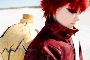 Sabaku no Gaara - Not a Monster by Kaizokiru