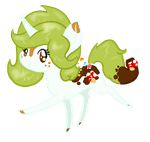 [Point Commission] Chibi Forest Floor by KyuremGirl