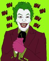 1960's Style Joker by MollyD