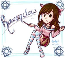 Ravenclaw~ by Asu-hime