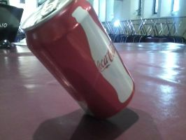 Another Coca-Cola Related Picture By Me by Sparr0ww