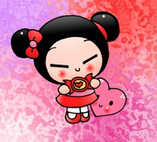 Pucca :D by FlopyLopez