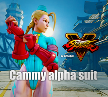 Alpha Cammy by MrTheBull