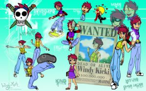 Project Windy Kicki by Vic-the-Mouse
