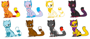 Point Cat Adopts by FlightAdopts