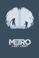 Metro: Last Light by shrimpy99