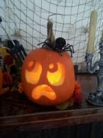 My Pumpkin 2012 by KitKatMuffin