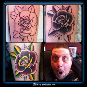 Rose Cover Up by ritch-g