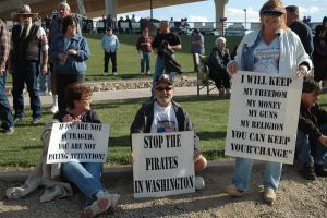 Stop The Pirates In Washington by SwordOfScotland