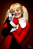 DC 12 - OH PUDDIN by aXkosplay