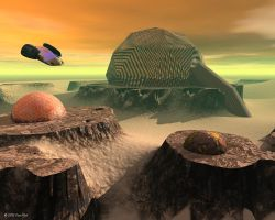 Colony On Fractalus IV by Don64738