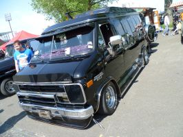 Chevy Van 2.0 by someoneabletofindana