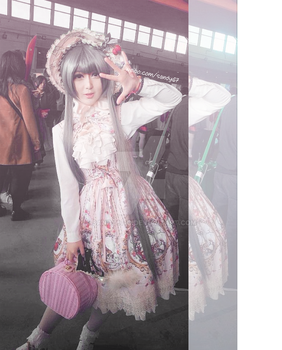 cosplay-lovely lolita-by sandy67 by sandy67-Q