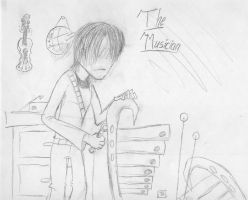 The Musician by Thalden