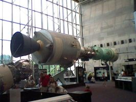 Apollo-Soyuz Display by GeneralTate