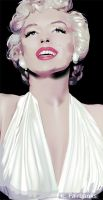 Marilyn Monroe in The Seven Year Itch by eyeqandy