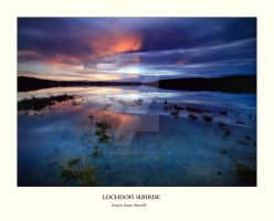 Lochdon Sunrise by ArwensGrace