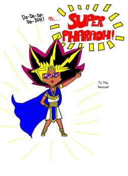 Super Pharaoh by PitXPeach4ever