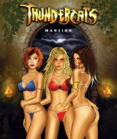 Thundercats Mansion V2 by Area-44