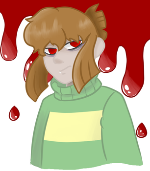 Chara by CakeMonster44