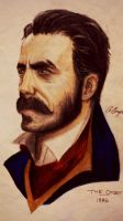 Sir Galahad-The Order 1886 by gilly15