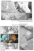 DBZ - Luck is in Soul at Home - Luck 5 Page 2 by RedViolett